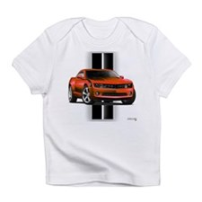 New Camaro Red Infant T-Shirt
