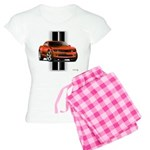 New Camaro Red Women's Light Pajamas