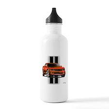 New Camaro Red Water Bottle