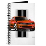 New Camaro Red Journal