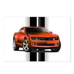 New Camaro Red Postcards (Package of 8)