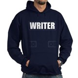 Writer Bullet-Proof Vest  Hoodie