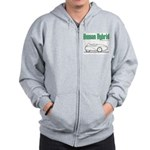 Velomobile Zip Hoodie