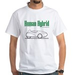 Velomobile White T-Shirt