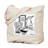 Atomic Lethargy Research Tote Bag