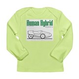 Velomobile Long Sleeve Infant T-Shirt