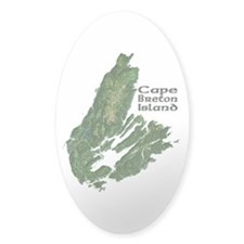 Cape Breton Decal