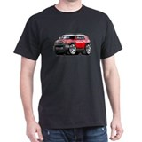 FJ Cruiser Red Car T-Shirt