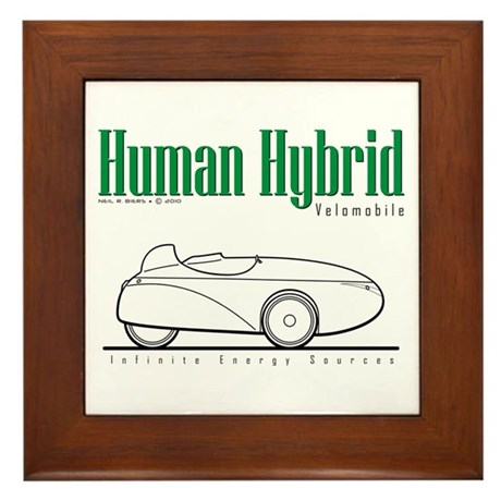 Velomobile Framed Tile