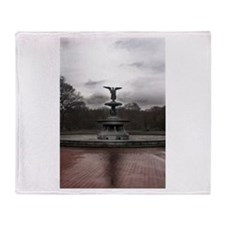 Central Park Throw Blanket