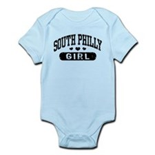 South Philly Girl Infant Bodysuit