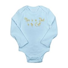 No Devil in the Craft (5) Long Sleeve Infant Bodys