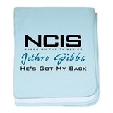 Gibbs He's Got My Back baby blanket