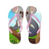 AW! Adopt A Koala! Flip Flops