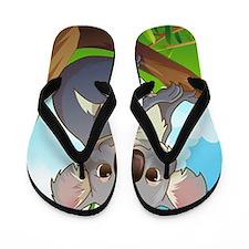 AW! Adopt A Koala! Flip Flops