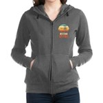 Monster rebel buck Hooded Sweatshirt