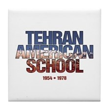 Cool Tehran Tile Coaster