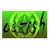 Oozish Rectangle Decal