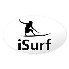 iSurf Decal