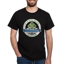4th Infantry CIB T-Shirt