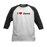 I Love Jaron Tee