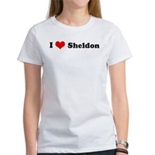 I Love Sheldon Tee
