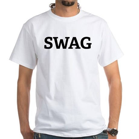 SWAG White T-Shirt