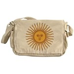 Sol de Mayo Messenger Bag