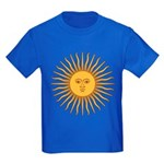 Sol de Mayo Kids Dark T-Shirt