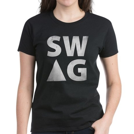 SWAG Women's Dark T-Shirt
