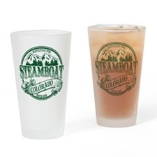Steamboat Old Circle 3 Drinking Glass