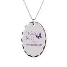 World's Best Psychiatrist Necklace