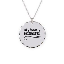 Team Edward Necklace