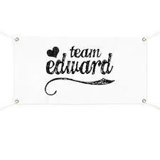 Team Edward Banner