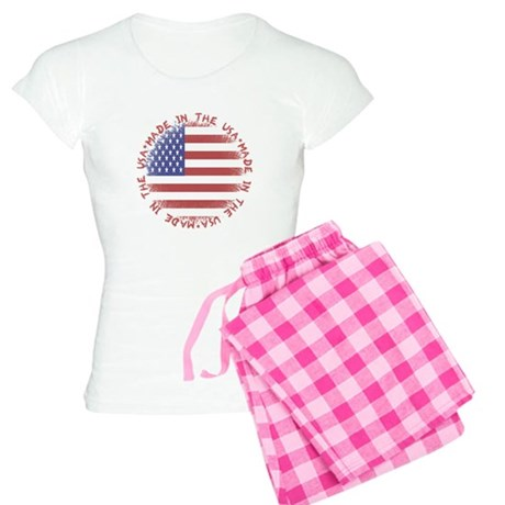 Made In The USA Women's Light Pajamas