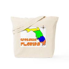 Geocache Florida Tote Bag
