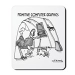 Primitive Computer Graphics Mousepad