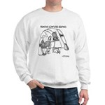 Primitive Computer Graphics Sweatshirt