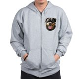 Men's Clothing Zipped Hoody