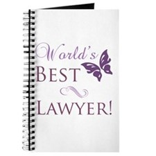 World's Best Lawyer Journal