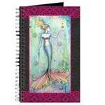 Bubbles Mermaid Journal