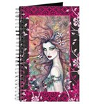 Chloris Flower Goddess Fairy Journal