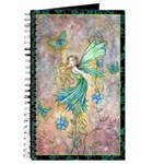 Enchanted Garden Fairy Journal