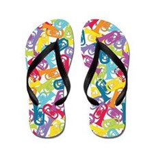 Colorful Euphoniums - Flip Flops