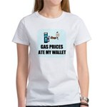 GAS PRICES ATE MY WALLET Women's T-Shirt