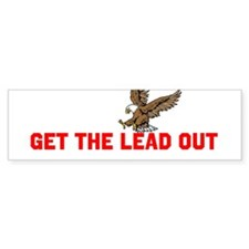Eagle bumber sticker