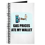 GAS PRICES ATE MY WALLET Journal