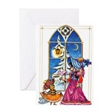 Greeting Card - Fairy Tale