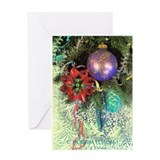 New Year's Decorations Greeting Card