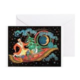 Magic Carpet Greeting Cards (Pk of 10)